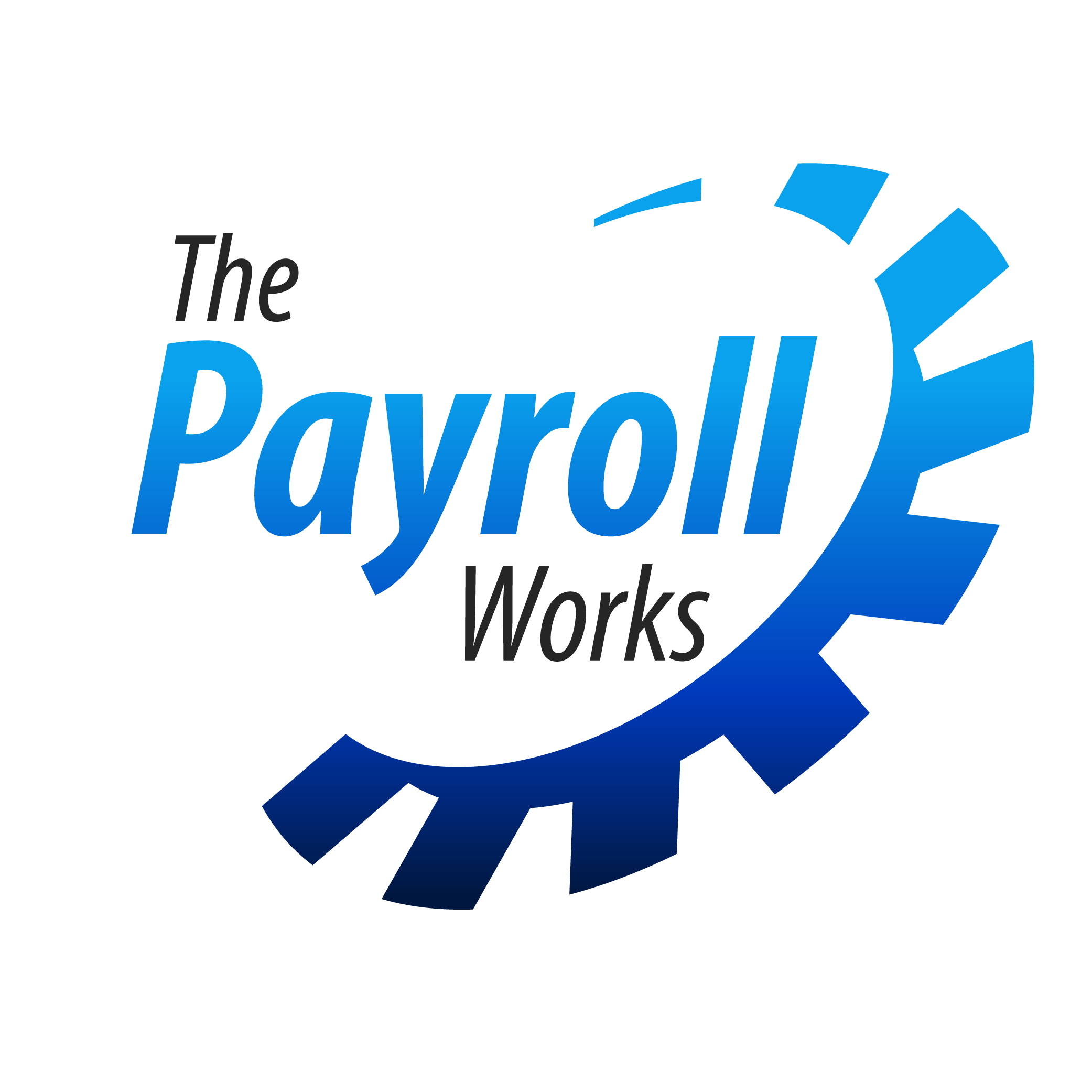 Logo Design by Private User - Entry No. 12 in the Logo Design Contest Captivating Logo Design for The Payroll Works.