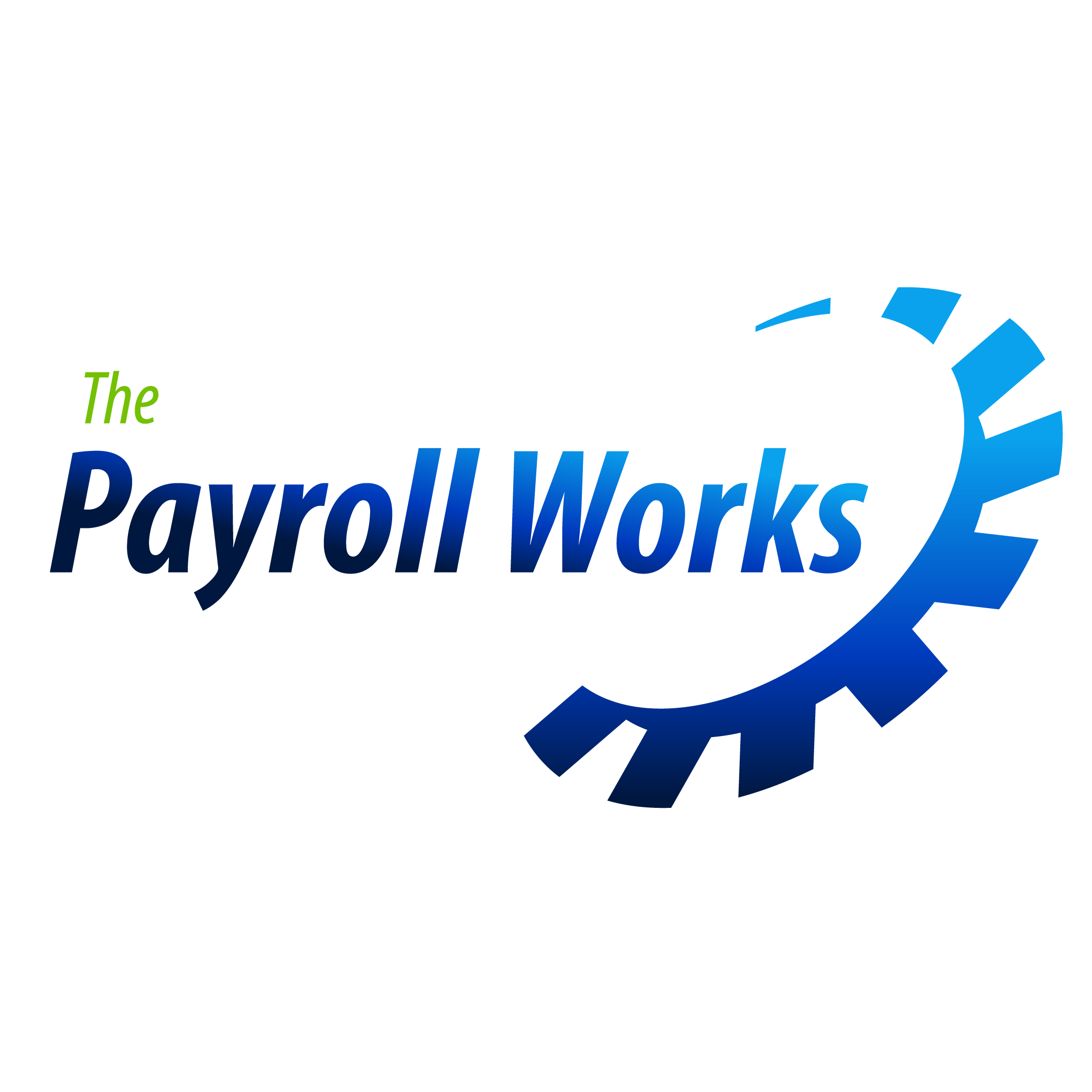 Logo Design by Private User - Entry No. 14 in the Logo Design Contest Captivating Logo Design for The Payroll Works.