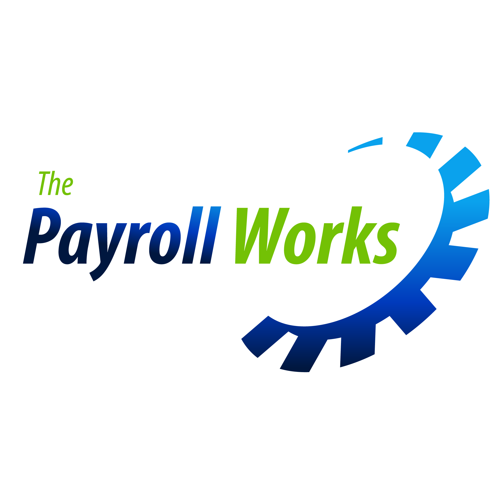 Logo Design by Private User - Entry No. 15 in the Logo Design Contest Captivating Logo Design for The Payroll Works.