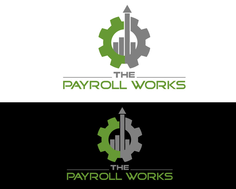 Logo Design by Md Harun Or Rashid - Entry No. 16 in the Logo Design Contest Captivating Logo Design for The Payroll Works.