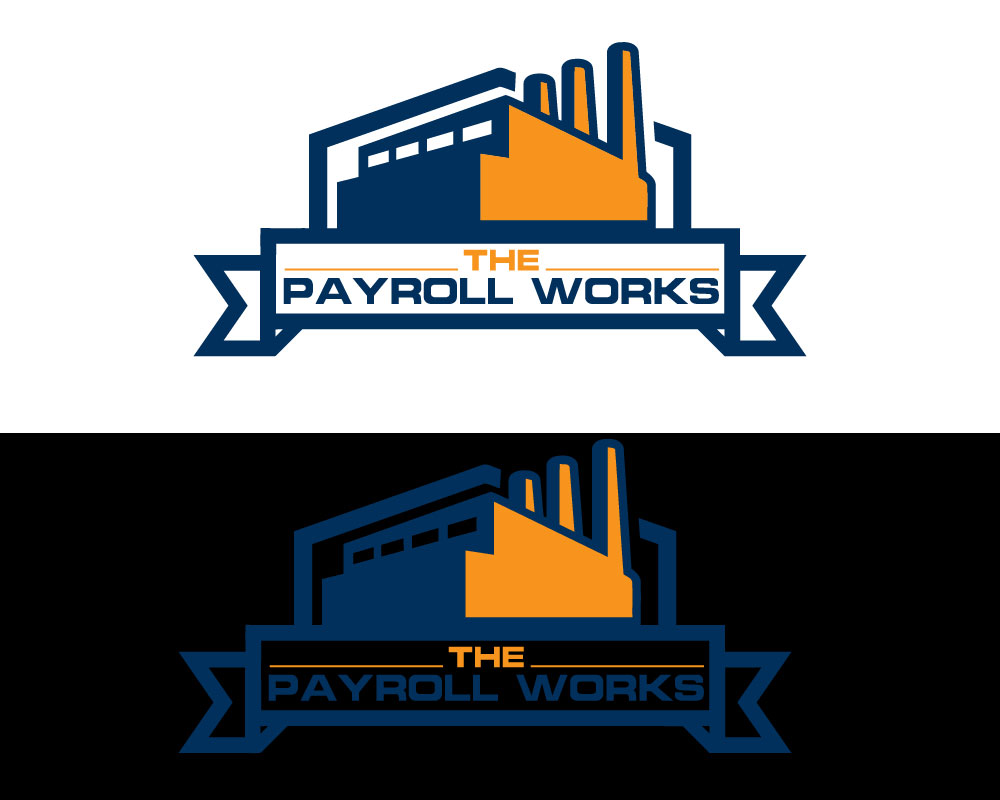 Logo Design by Md Harun Or Rashid - Entry No. 17 in the Logo Design Contest Captivating Logo Design for The Payroll Works.
