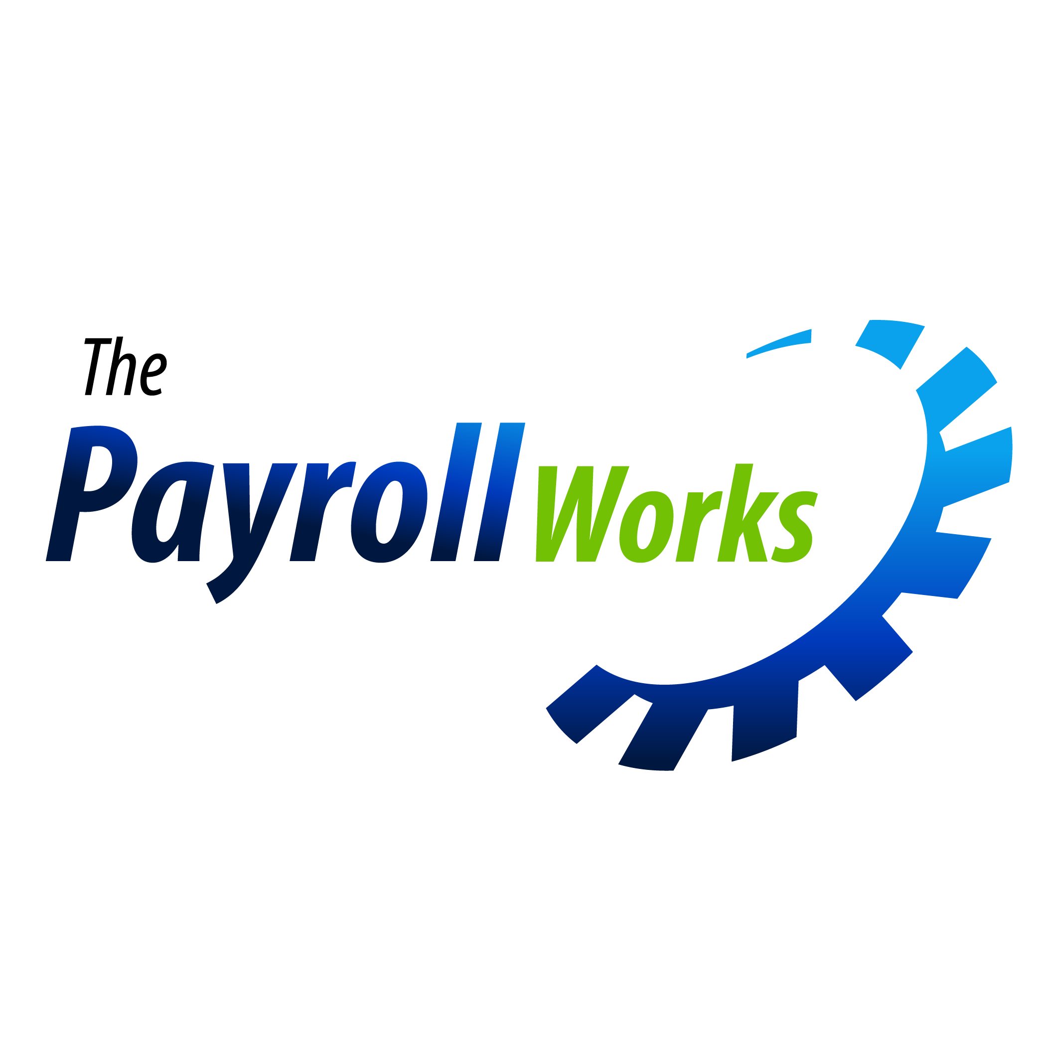 Logo Design by Private User - Entry No. 18 in the Logo Design Contest Captivating Logo Design for The Payroll Works.