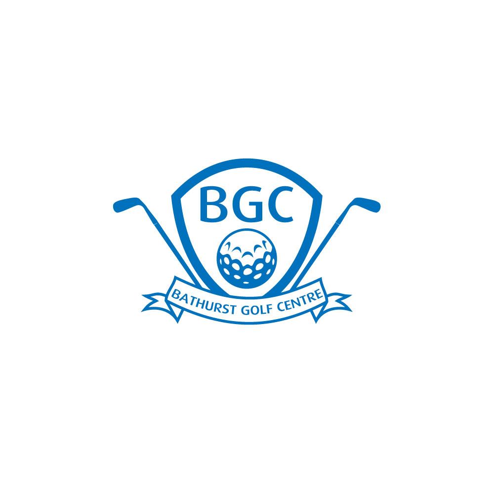 Logo Design by Private User - Entry No. 11 in the Logo Design Contest Inspiring Logo Design for Bathurst Golf Centre.