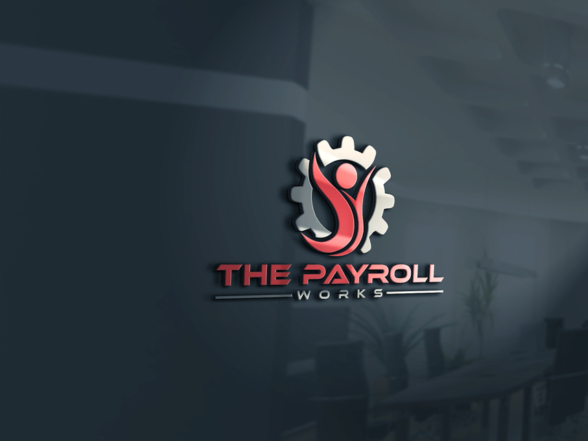 Logo Design by Private User - Entry No. 20 in the Logo Design Contest Captivating Logo Design for The Payroll Works.