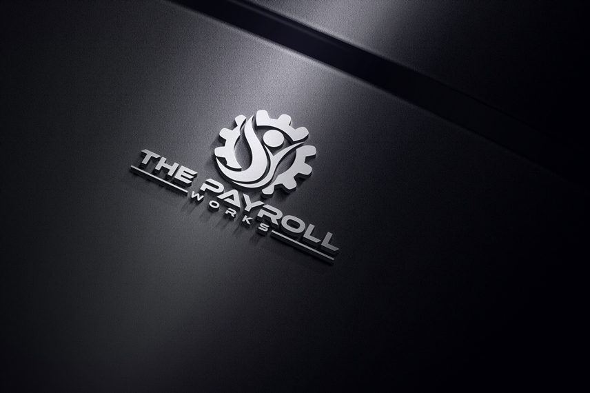 Logo Design by Private User - Entry No. 21 in the Logo Design Contest Captivating Logo Design for The Payroll Works.