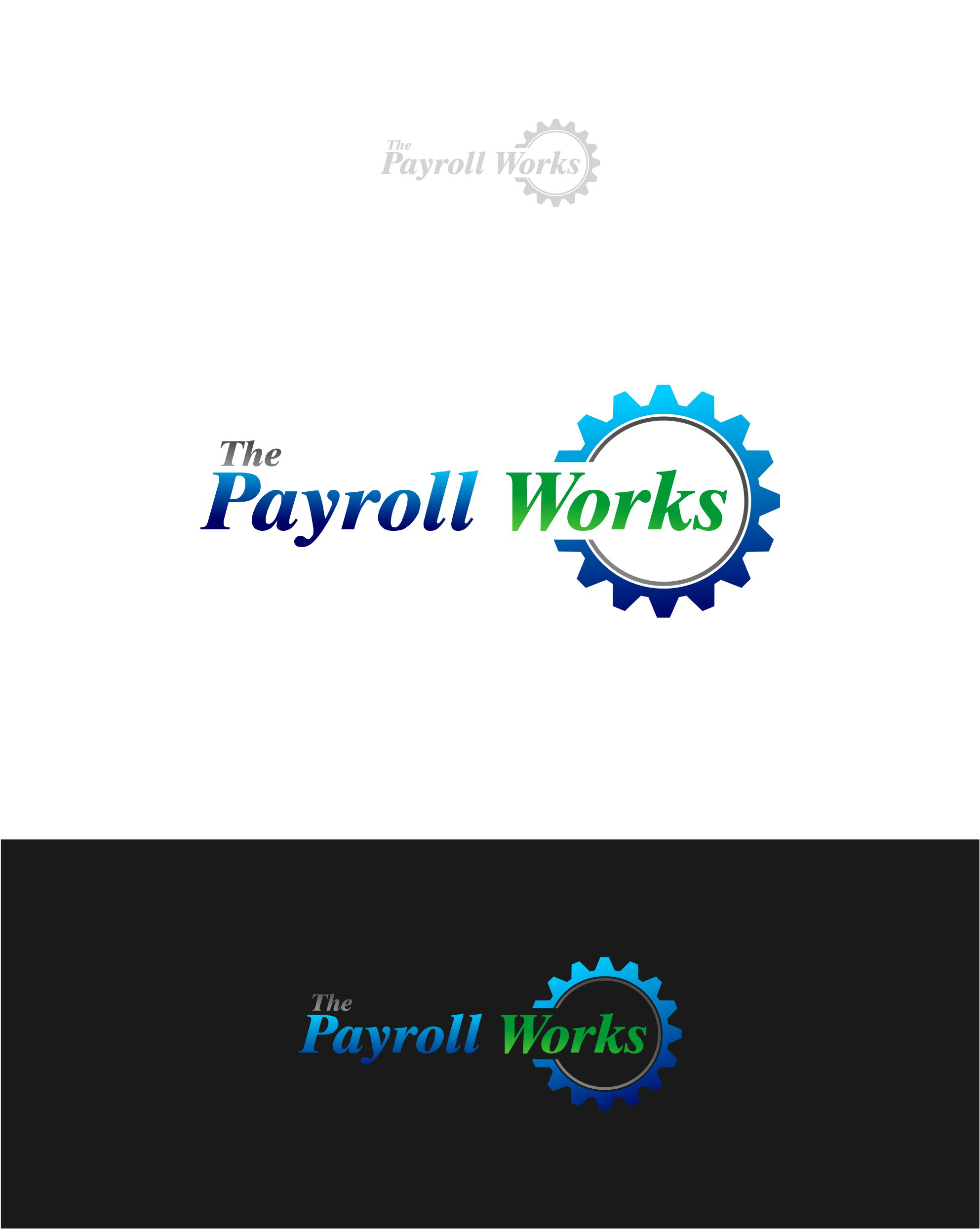 Logo Design by Raymond Garcia - Entry No. 23 in the Logo Design Contest Captivating Logo Design for The Payroll Works.