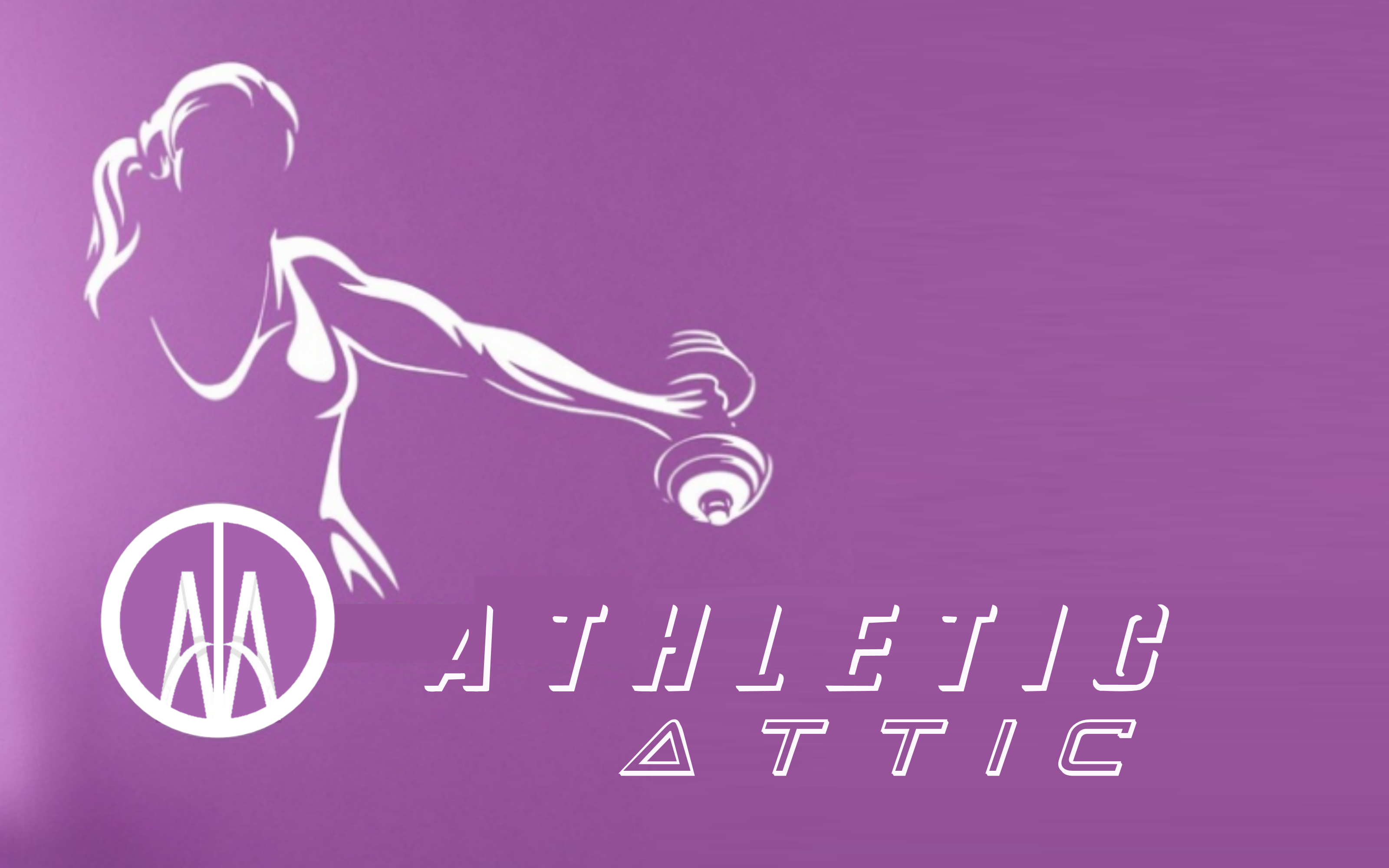 Logo Design by Roberto Bassi - Entry No. 167 in the Logo Design Contest Fun Logo Design for Athletic Attic.