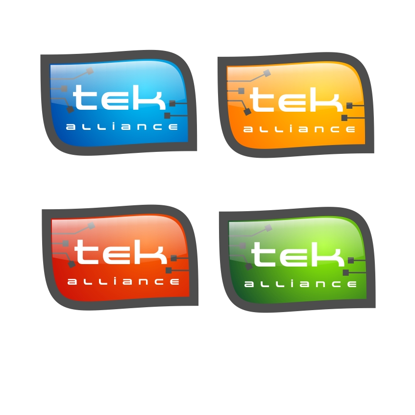 Logo Design by denwy8 - Entry No. 25 in the Logo Design Contest TEK Alliance.