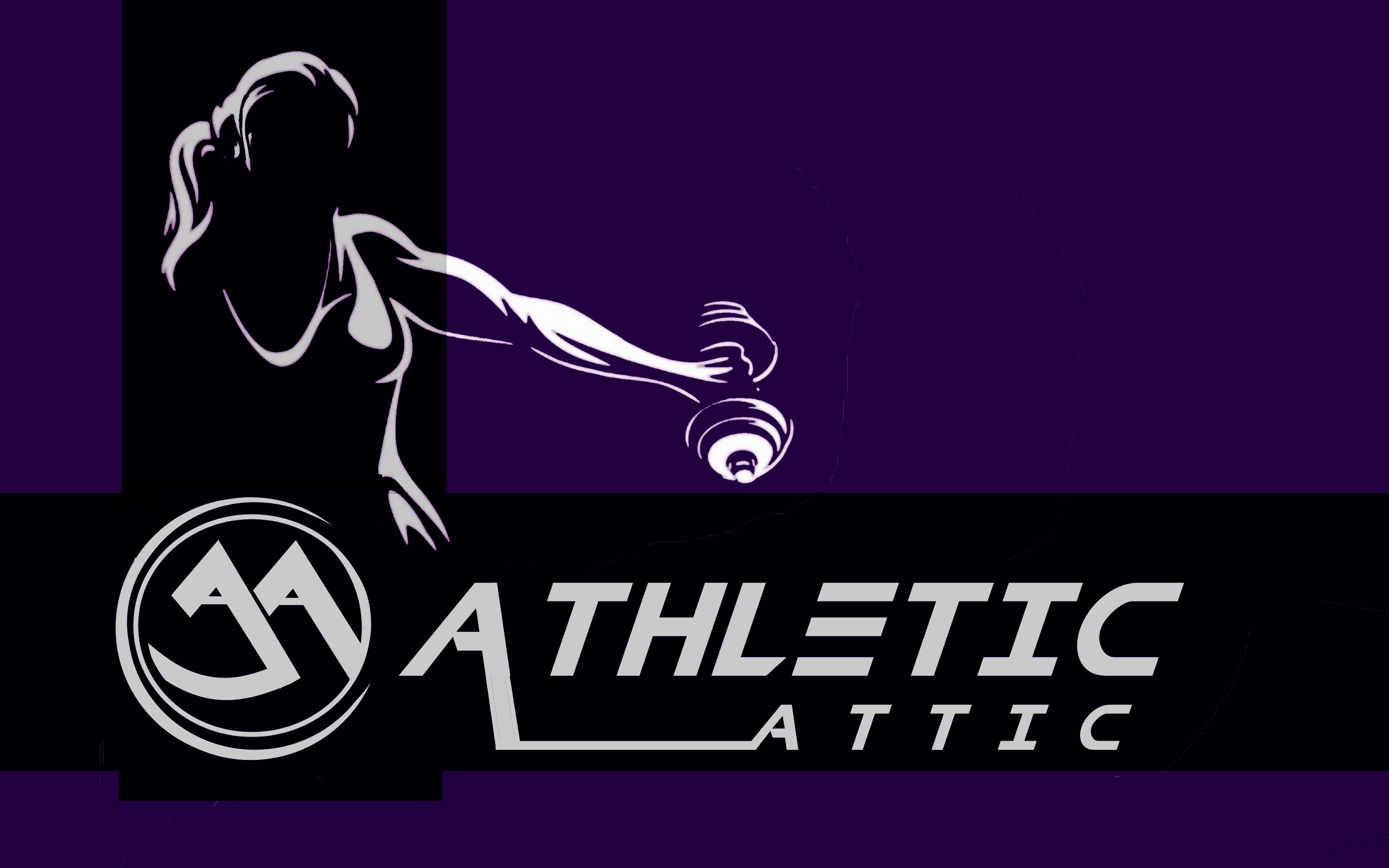 Logo Design by Roberto Bassi - Entry No. 170 in the Logo Design Contest Fun Logo Design for Athletic Attic.