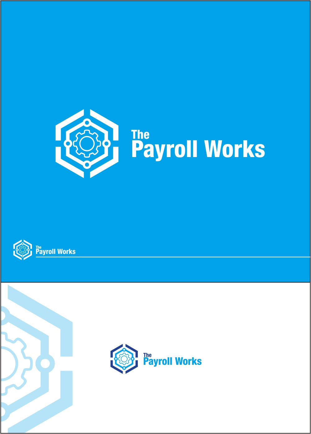 Logo Design by ian69 - Entry No. 27 in the Logo Design Contest Captivating Logo Design for The Payroll Works.