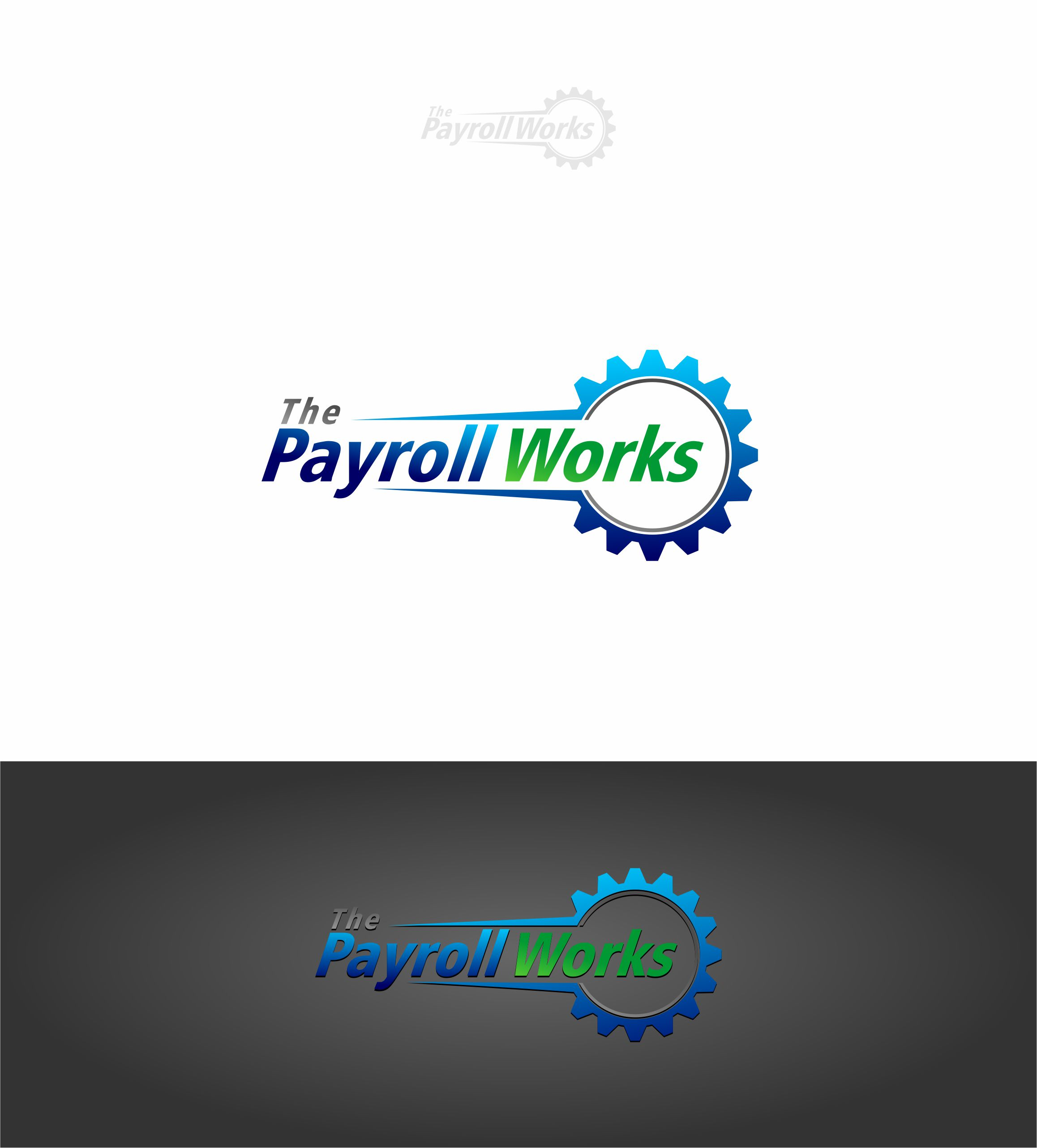 Logo Design by Raymond Garcia - Entry No. 36 in the Logo Design Contest Captivating Logo Design for The Payroll Works.