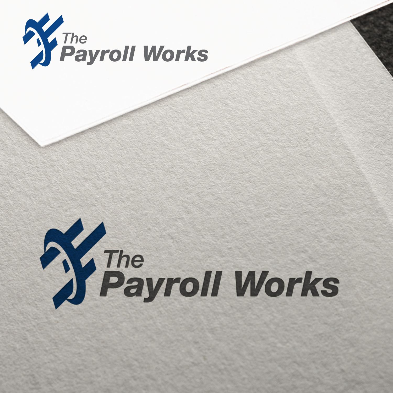 Logo Design by JerukKeprok - Entry No. 38 in the Logo Design Contest Captivating Logo Design for The Payroll Works.