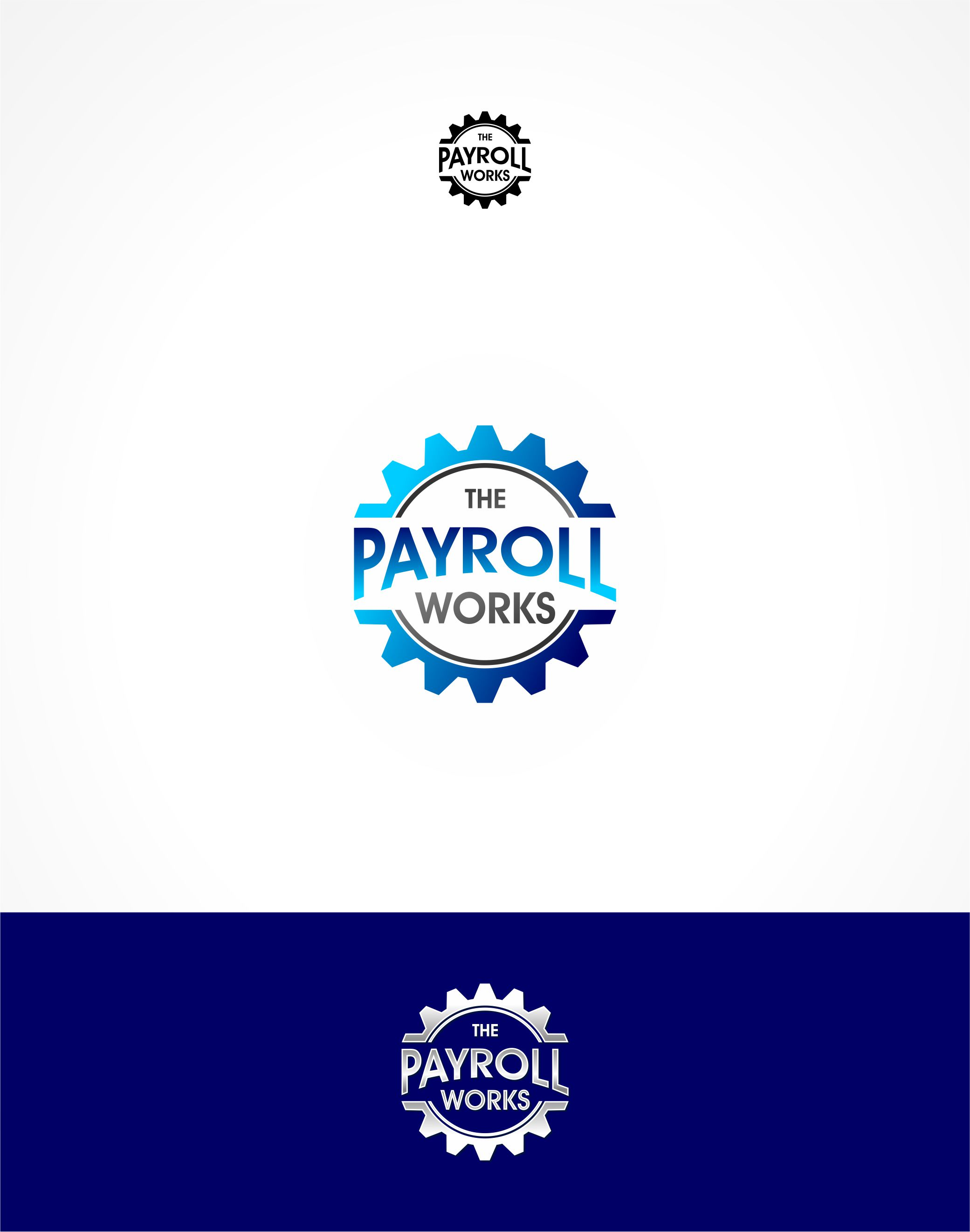 Logo Design by Raymond Garcia - Entry No. 40 in the Logo Design Contest Captivating Logo Design for The Payroll Works.