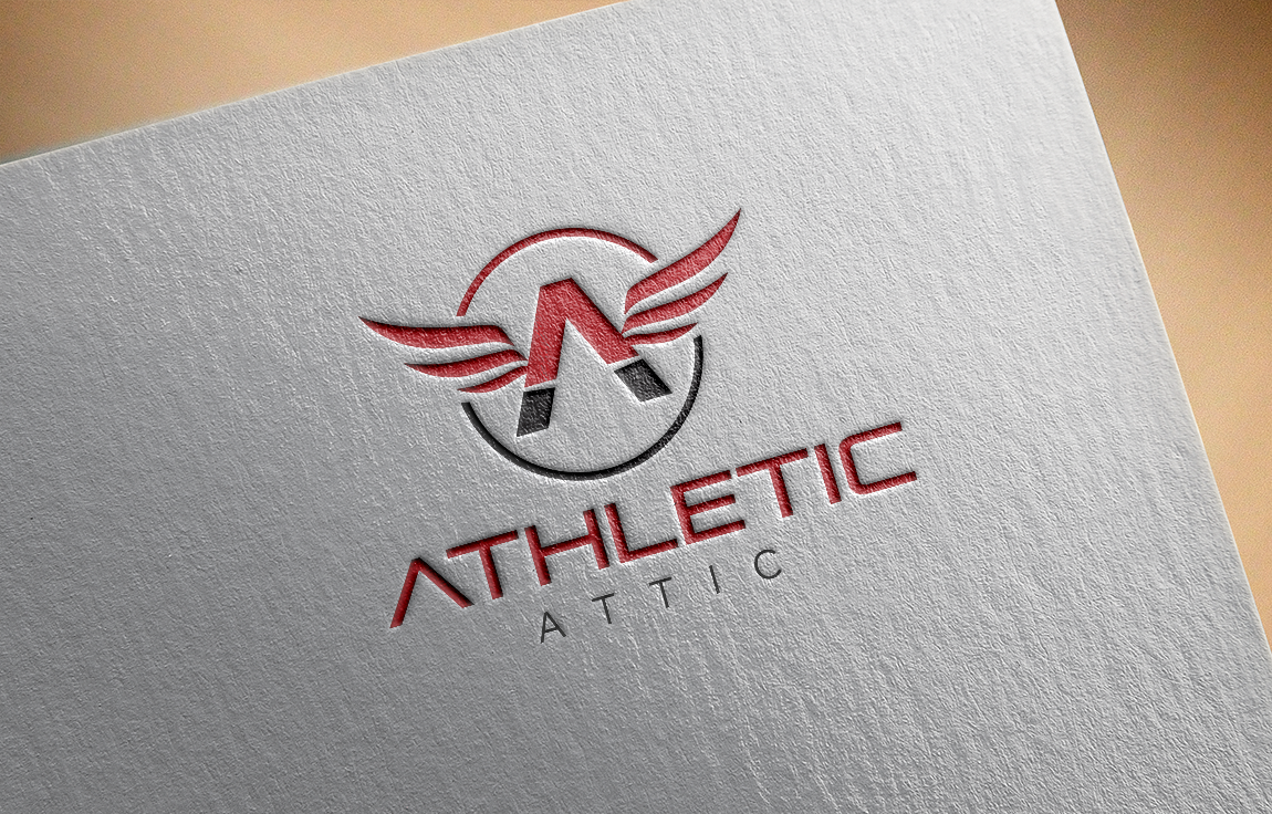 Logo Design by roc - Entry No. 187 in the Logo Design Contest Fun Logo Design for Athletic Attic.