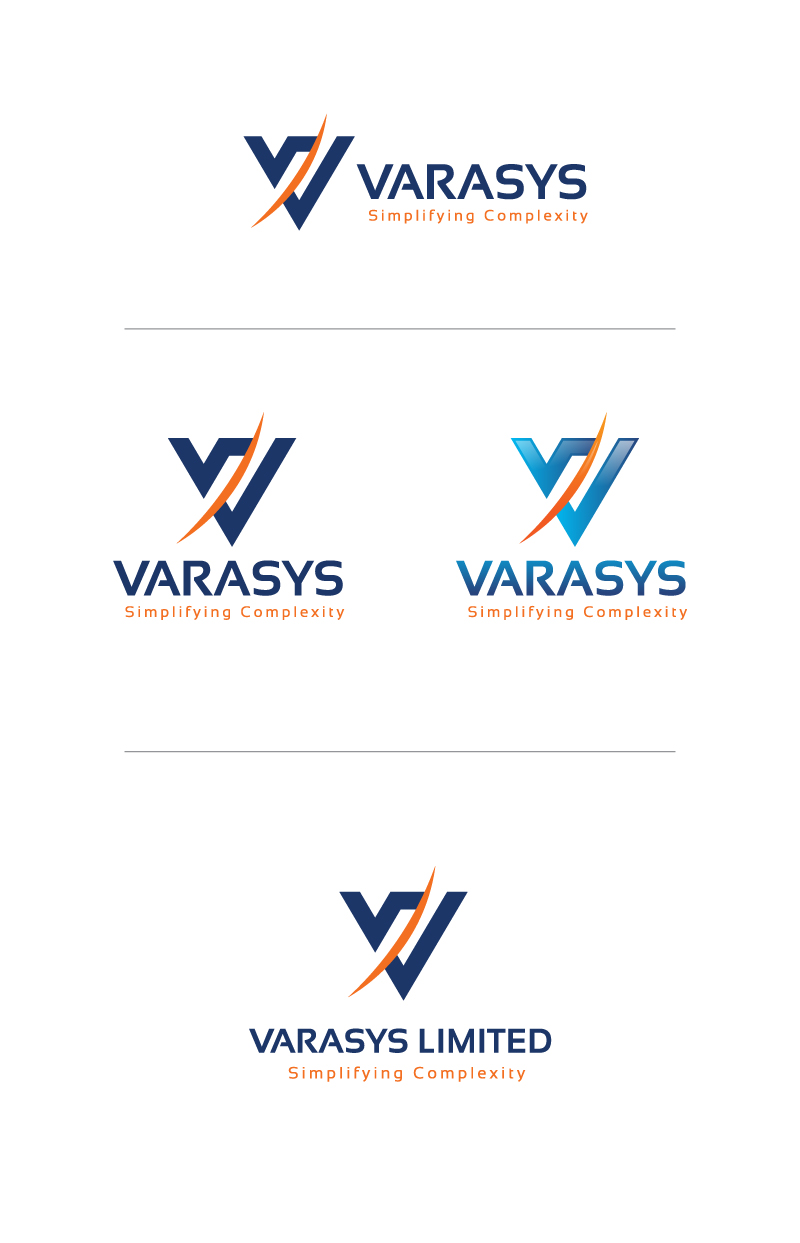 Logo Design by Tauhid Shaikh - Entry No. 81 in the Logo Design Contest Artistic Logo Design for VARASYS Limited.