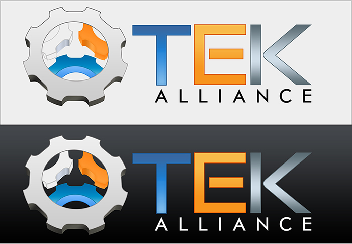 Logo Design by digitalmartin - Entry No. 29 in the Logo Design Contest TEK Alliance.