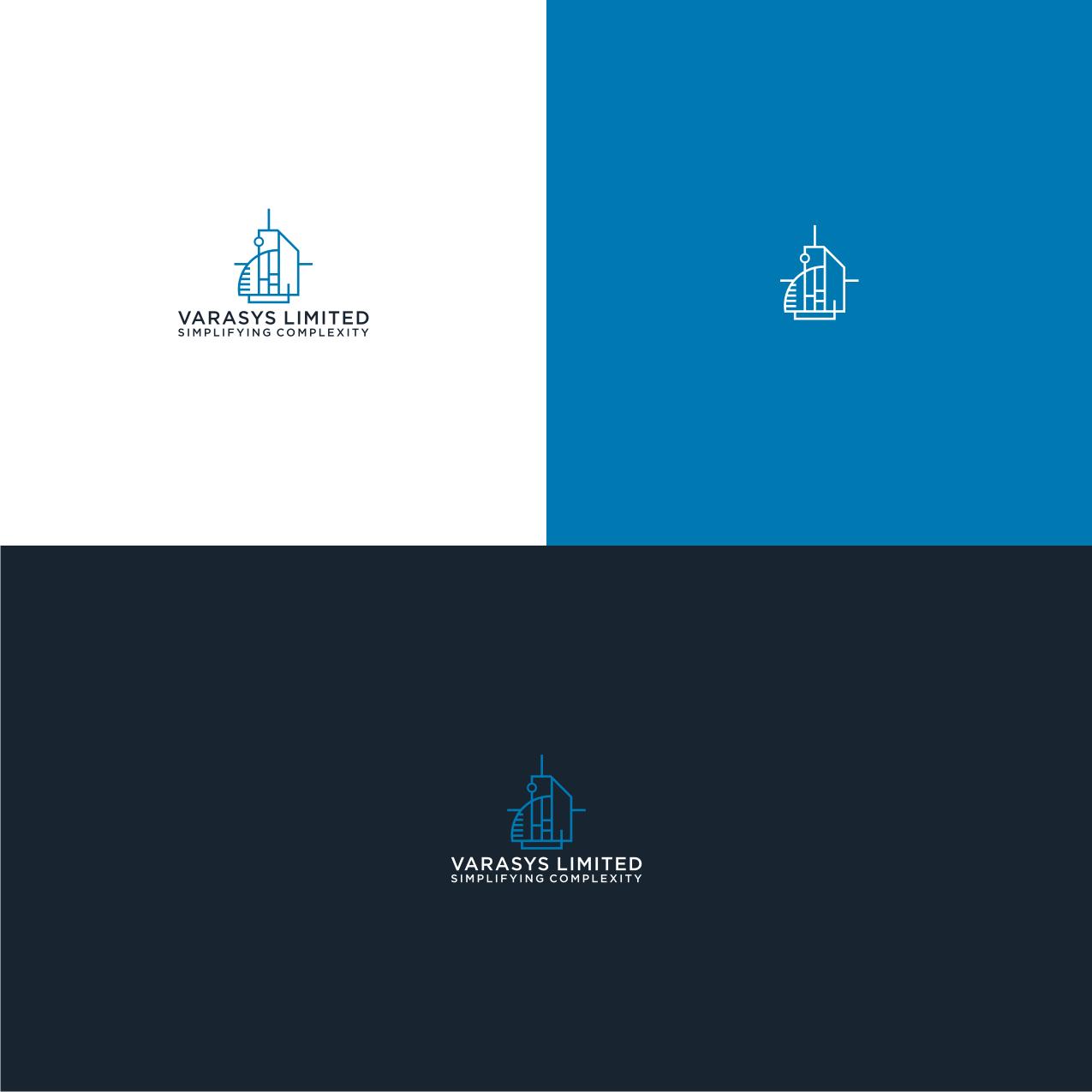 Logo Design by Sofi Ya - Entry No. 92 in the Logo Design Contest Artistic Logo Design for VARASYS Limited.