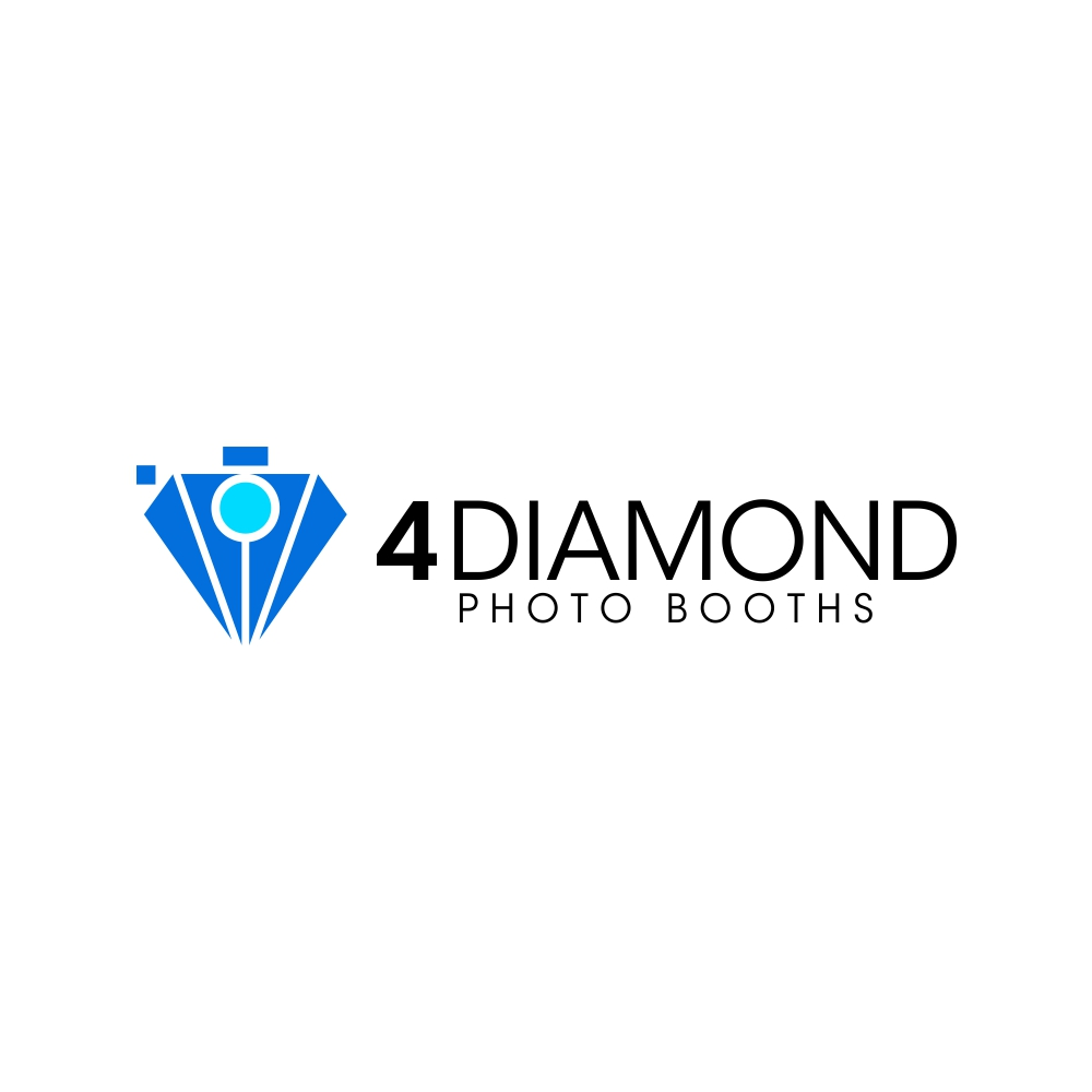 Logo Design by untung - Entry No. 39 in the Logo Design Contest Creative Logo Design for 4 Diamond Photo Booths.
