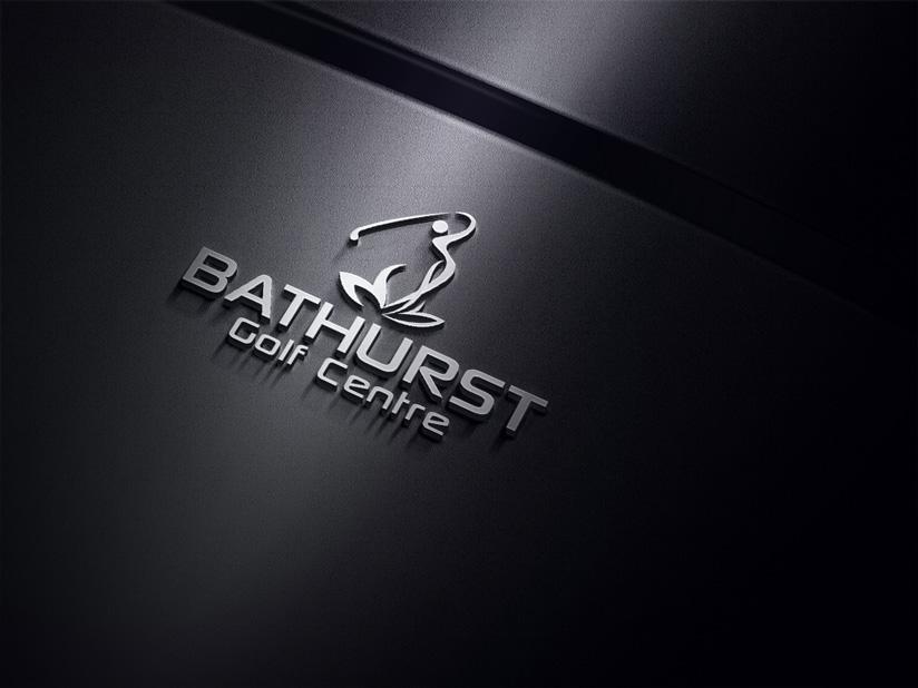 Logo Design by Mohammad azad Hossain - Entry No. 20 in the Logo Design Contest Inspiring Logo Design for Bathurst Golf Centre.