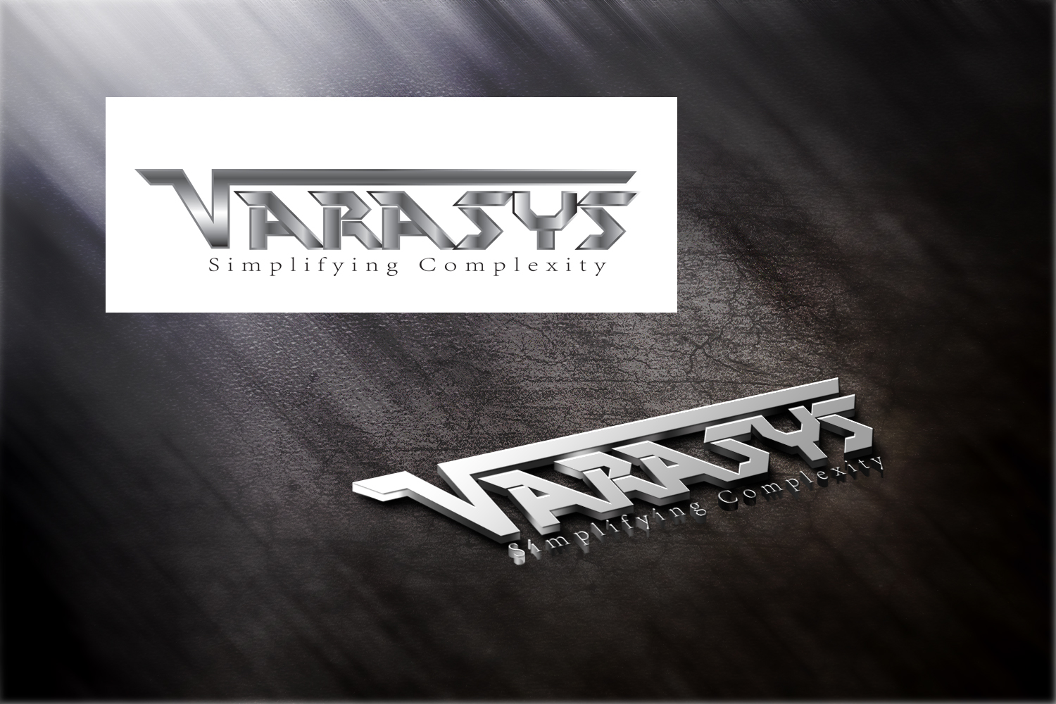 Logo Design by Tajuddin Zony - Entry No. 99 in the Logo Design Contest Artistic Logo Design for VARASYS Limited.