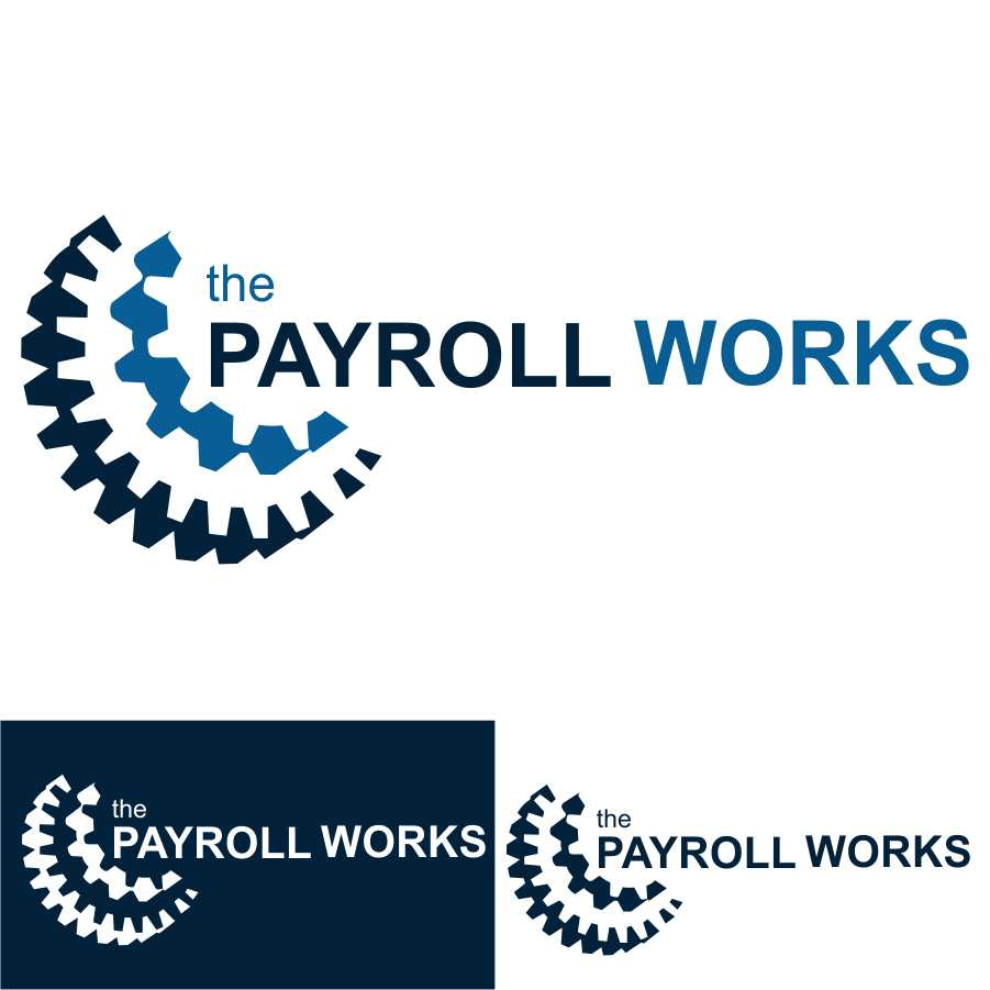 Logo Design by Taufiq Ardhani - Entry No. 52 in the Logo Design Contest Captivating Logo Design for The Payroll Works.