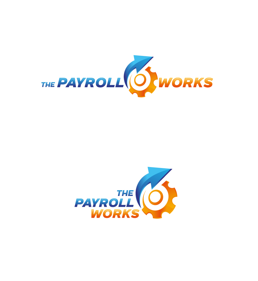 Logo Design by Tauhid Shaikh - Entry No. 54 in the Logo Design Contest Captivating Logo Design for The Payroll Works.