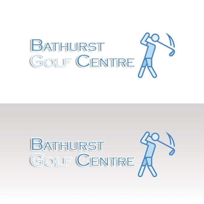 Logo Design by Sandip Kumar Pandey - Entry No. 32 in the Logo Design Contest Inspiring Logo Design for Bathurst Golf Centre.