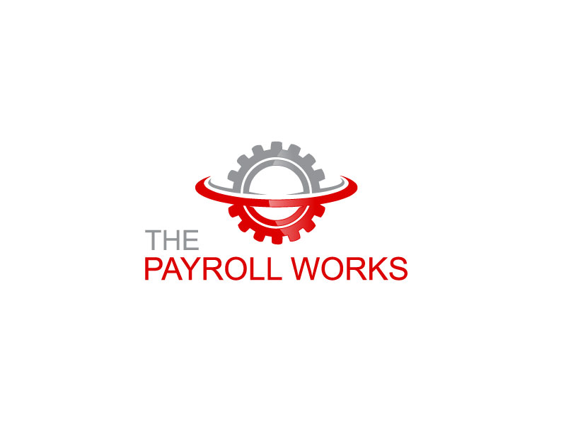 Logo Design by Private User - Entry No. 56 in the Logo Design Contest Captivating Logo Design for The Payroll Works.