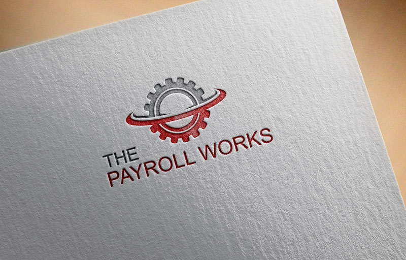 Logo Design by Private User - Entry No. 57 in the Logo Design Contest Captivating Logo Design for The Payroll Works.