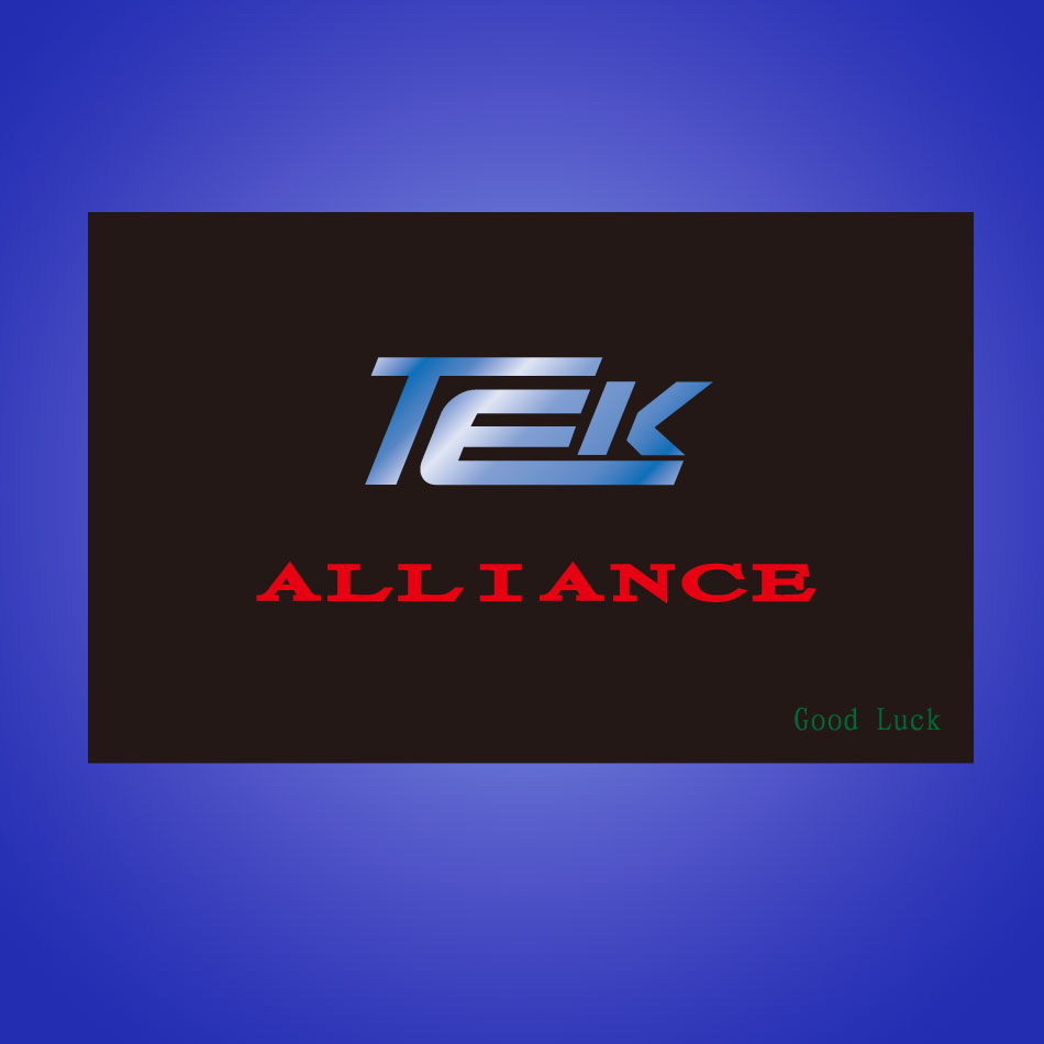 Logo Design by ban - Entry No. 32 in the Logo Design Contest TEK Alliance.