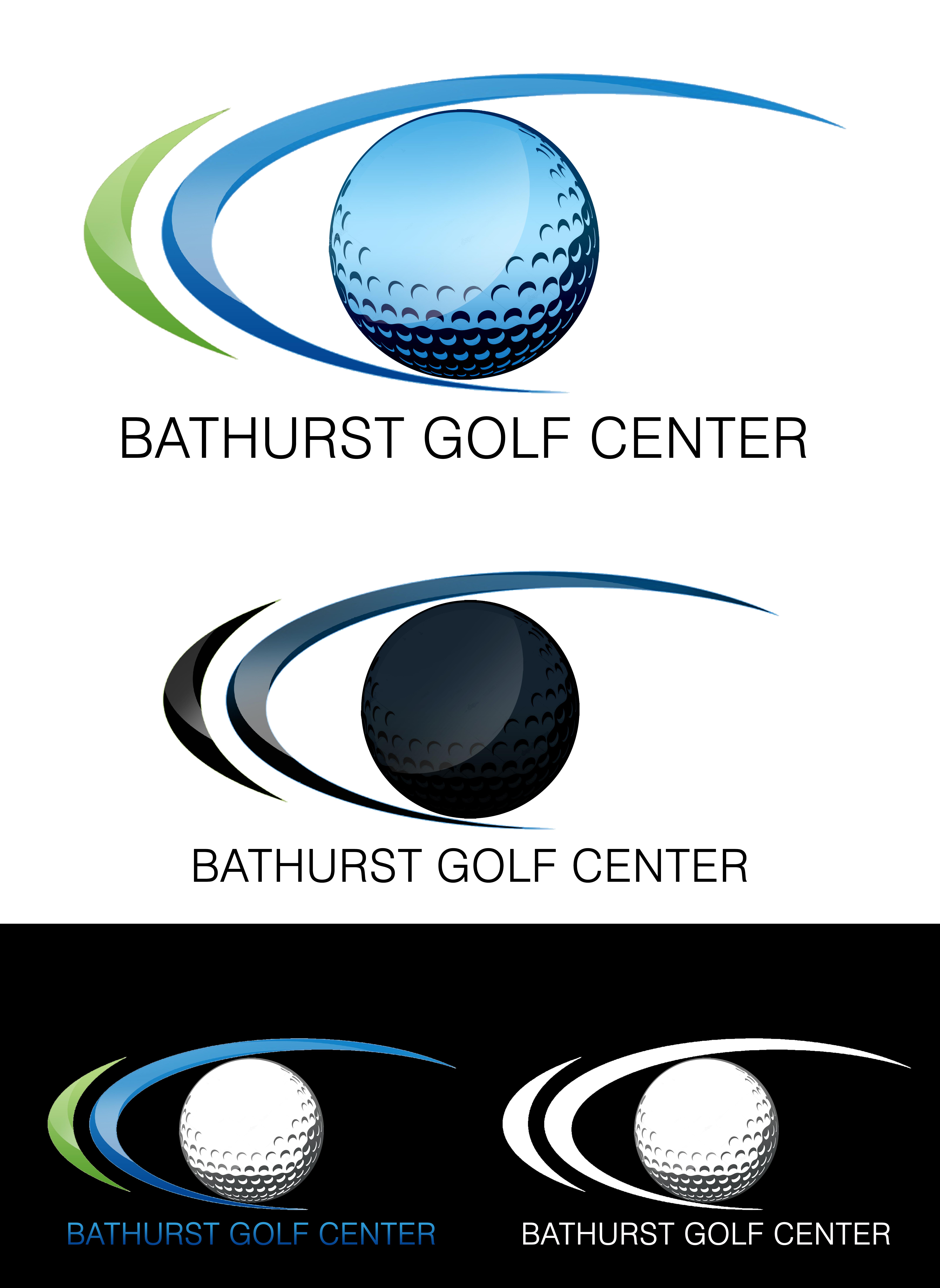 Logo Design by JSDESIGNGROUP - Entry No. 34 in the Logo Design Contest Inspiring Logo Design for Bathurst Golf Centre.