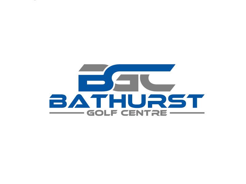 Logo Design by Private User - Entry No. 35 in the Logo Design Contest Inspiring Logo Design for Bathurst Golf Centre.