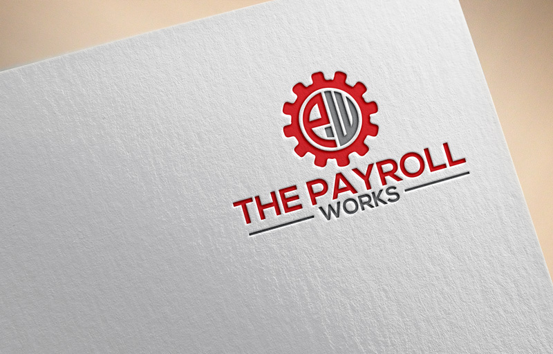 Logo Design by Private User - Entry No. 60 in the Logo Design Contest Captivating Logo Design for The Payroll Works.