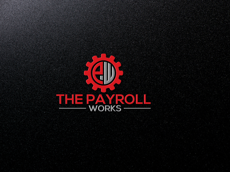 Logo Design by Private User - Entry No. 61 in the Logo Design Contest Captivating Logo Design for The Payroll Works.