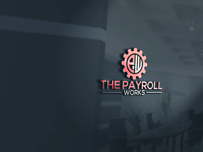 Logo Design by Private User - Entry No. 62 in the Logo Design Contest Captivating Logo Design for The Payroll Works.
