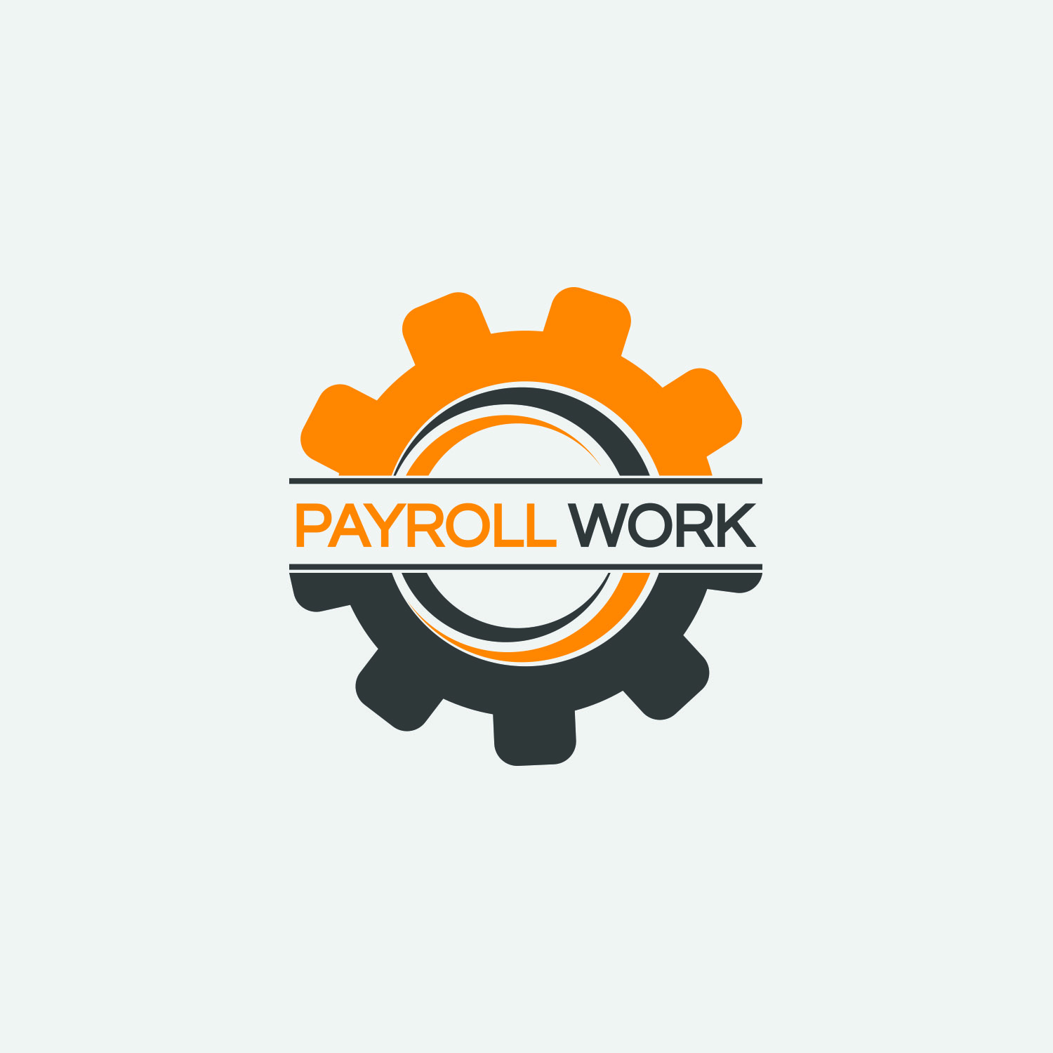 Logo Design by Umair ahmed Iqbal - Entry No. 63 in the Logo Design Contest Captivating Logo Design for The Payroll Works.