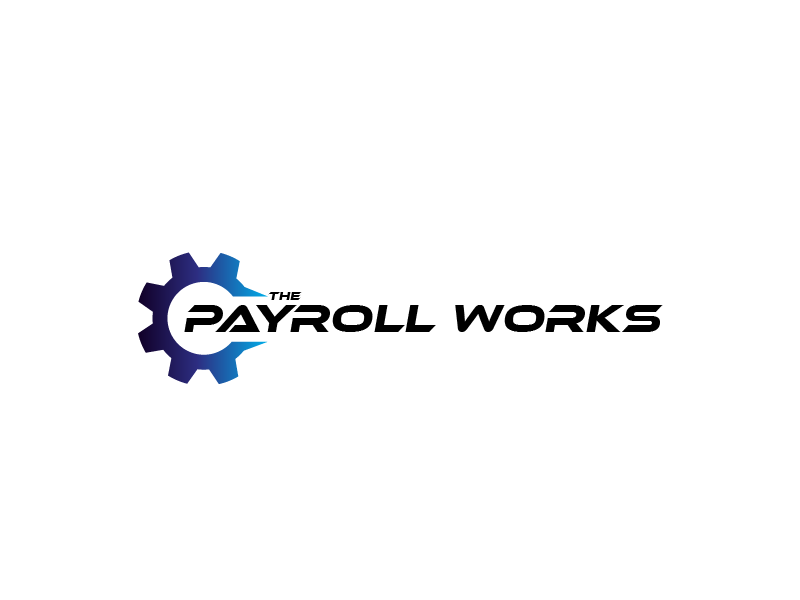 Logo Design by Private User - Entry No. 65 in the Logo Design Contest Captivating Logo Design for The Payroll Works.