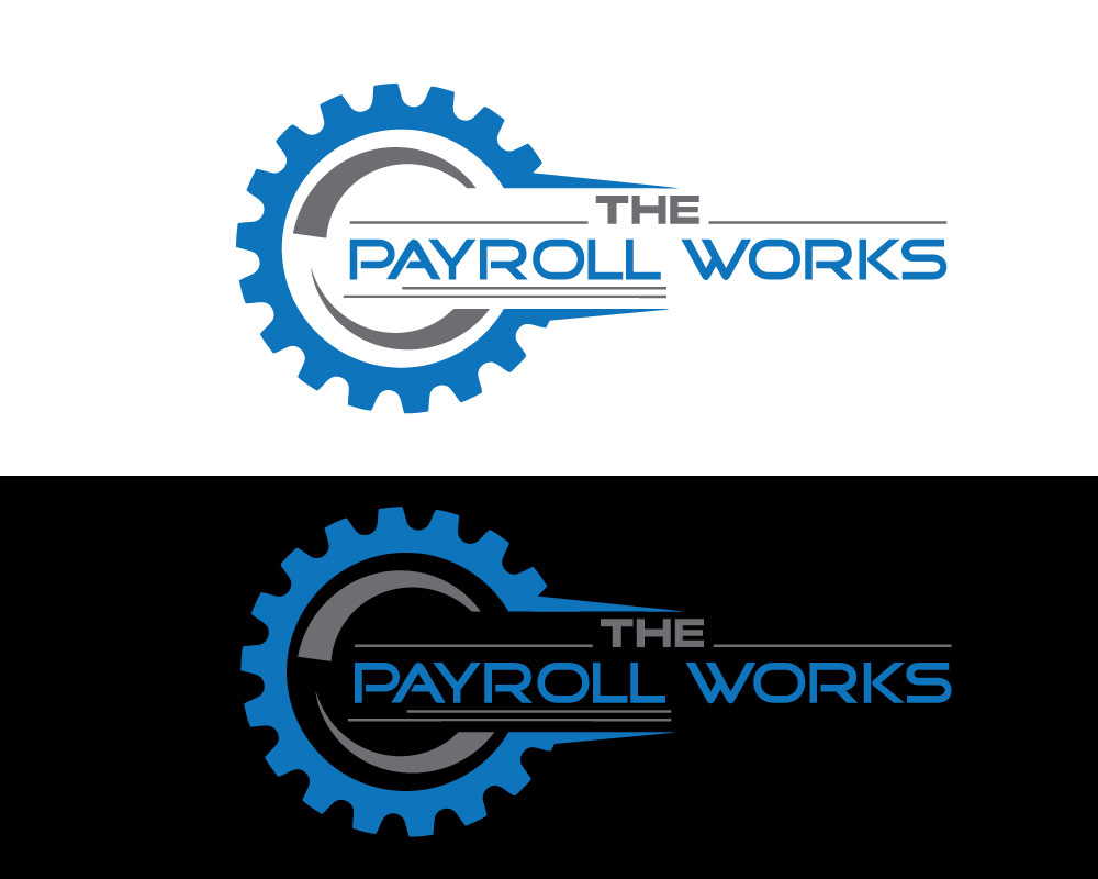Logo Design by Md Harun Or Rashid - Entry No. 67 in the Logo Design Contest Captivating Logo Design for The Payroll Works.