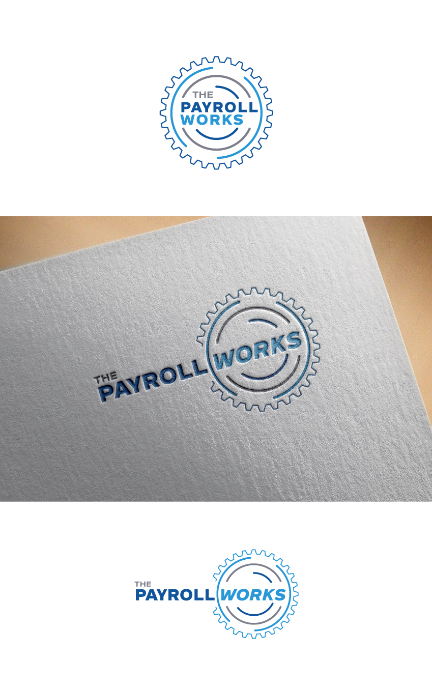 Logo Design by Tauhid Shaikh - Entry No. 69 in the Logo Design Contest Captivating Logo Design for The Payroll Works.