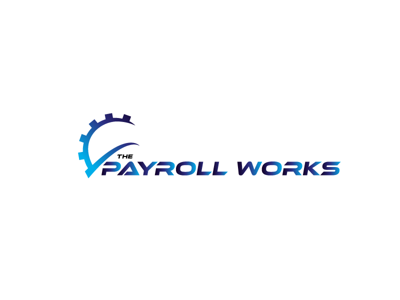 Logo Design by Private User - Entry No. 71 in the Logo Design Contest Captivating Logo Design for The Payroll Works.