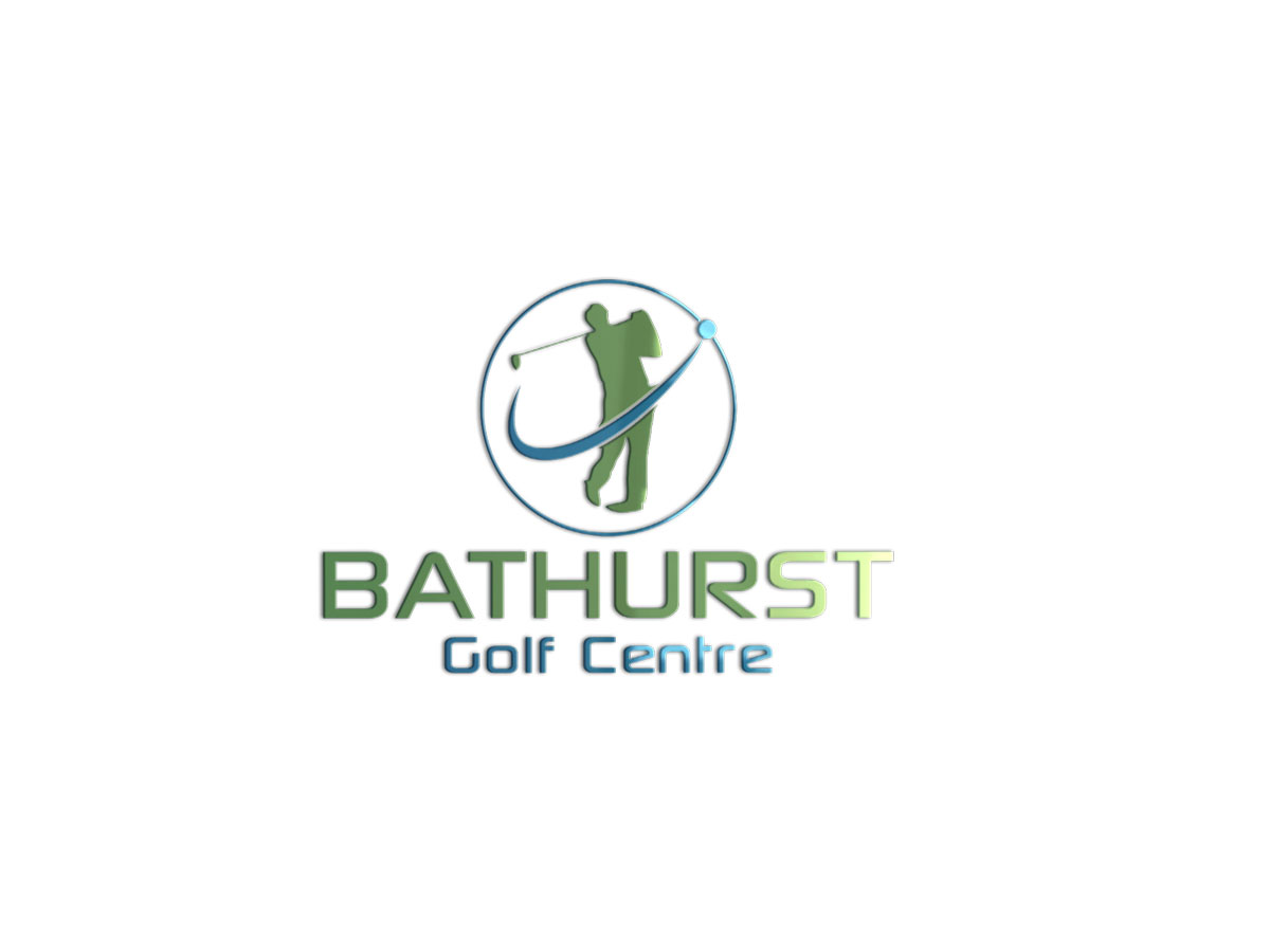 Logo Design by Private User - Entry No. 54 in the Logo Design Contest Inspiring Logo Design for Bathurst Golf Centre.