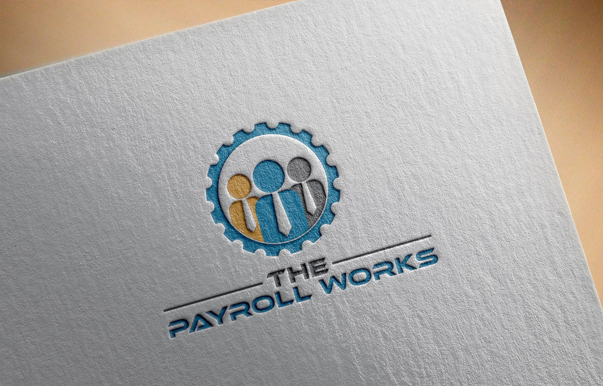 Logo Design by Private User - Entry No. 93 in the Logo Design Contest Captivating Logo Design for The Payroll Works.