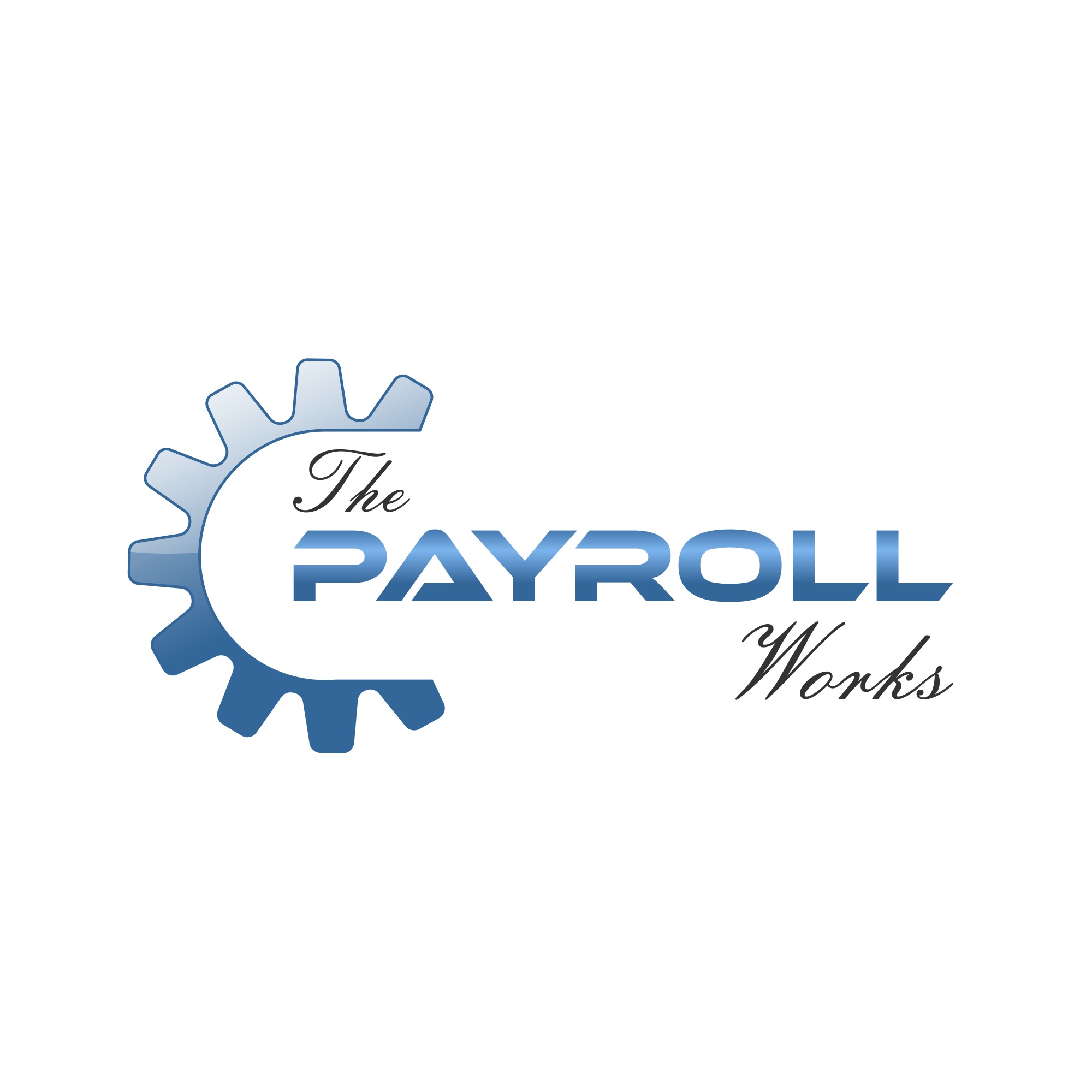 Logo Design by M21 - Entry No. 95 in the Logo Design Contest Captivating Logo Design for The Payroll Works.