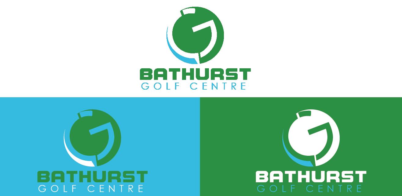 Logo Design by Moeed Khan - Entry No. 56 in the Logo Design Contest Inspiring Logo Design for Bathurst Golf Centre.