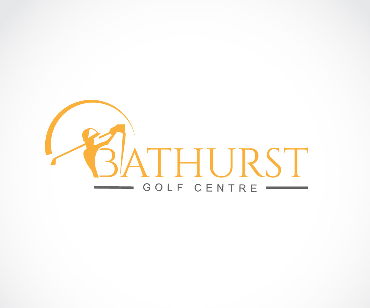 Logo Design by Kamrul Prodhan - Entry No. 58 in the Logo Design Contest Inspiring Logo Design for Bathurst Golf Centre.