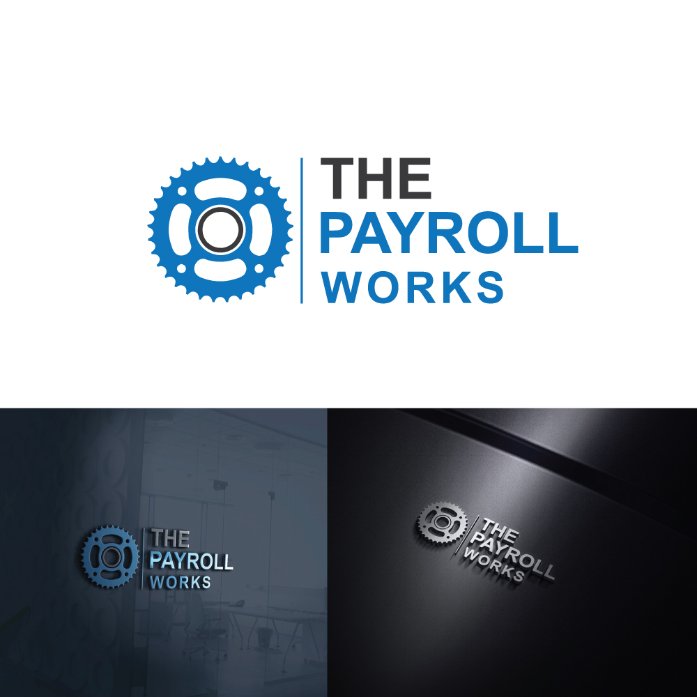 Logo Design by Imtaslim Taslima - Entry No. 101 in the Logo Design Contest Captivating Logo Design for The Payroll Works.