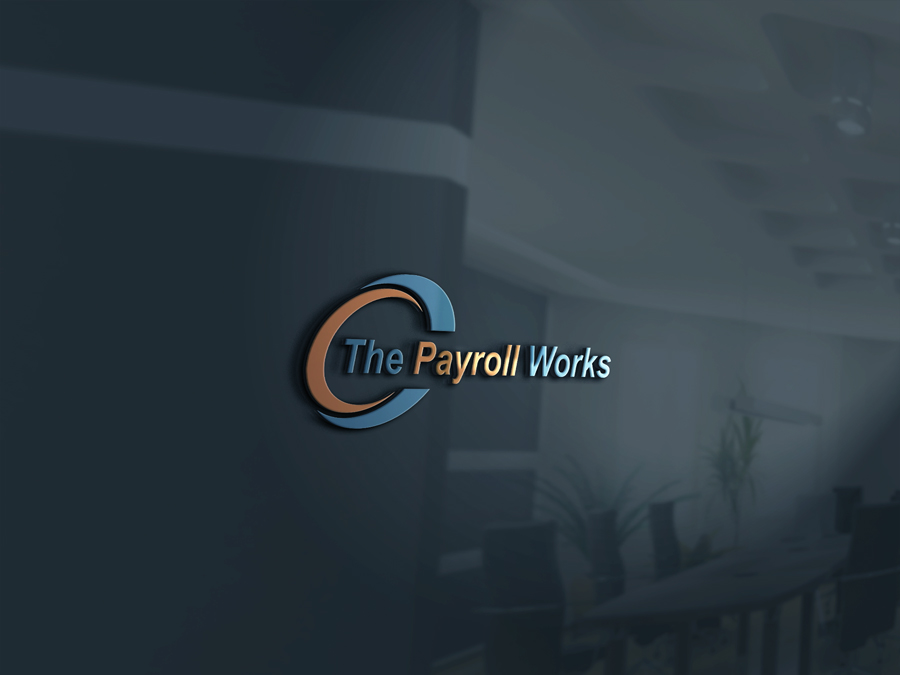 Logo Design by Imtaslim Taslima - Entry No. 102 in the Logo Design Contest Captivating Logo Design for The Payroll Works.