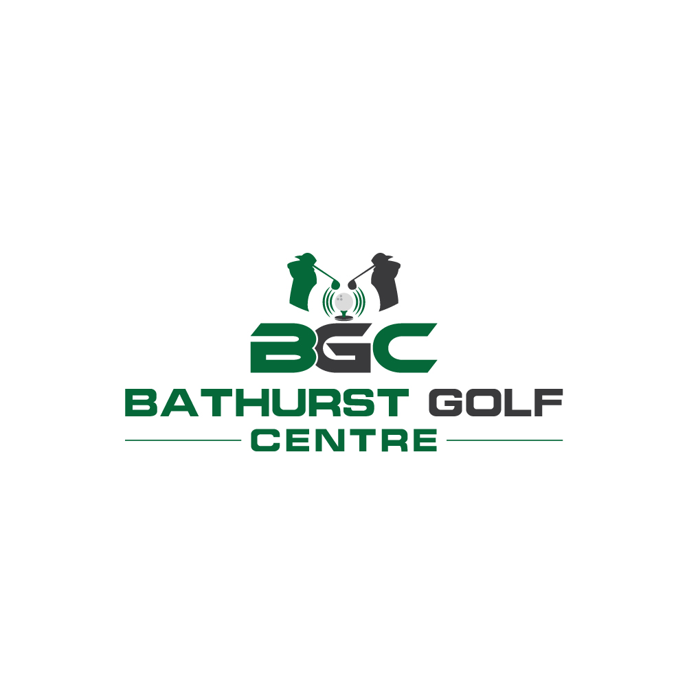 Logo Design by Imtaslim Taslima - Entry No. 59 in the Logo Design Contest Inspiring Logo Design for Bathurst Golf Centre.