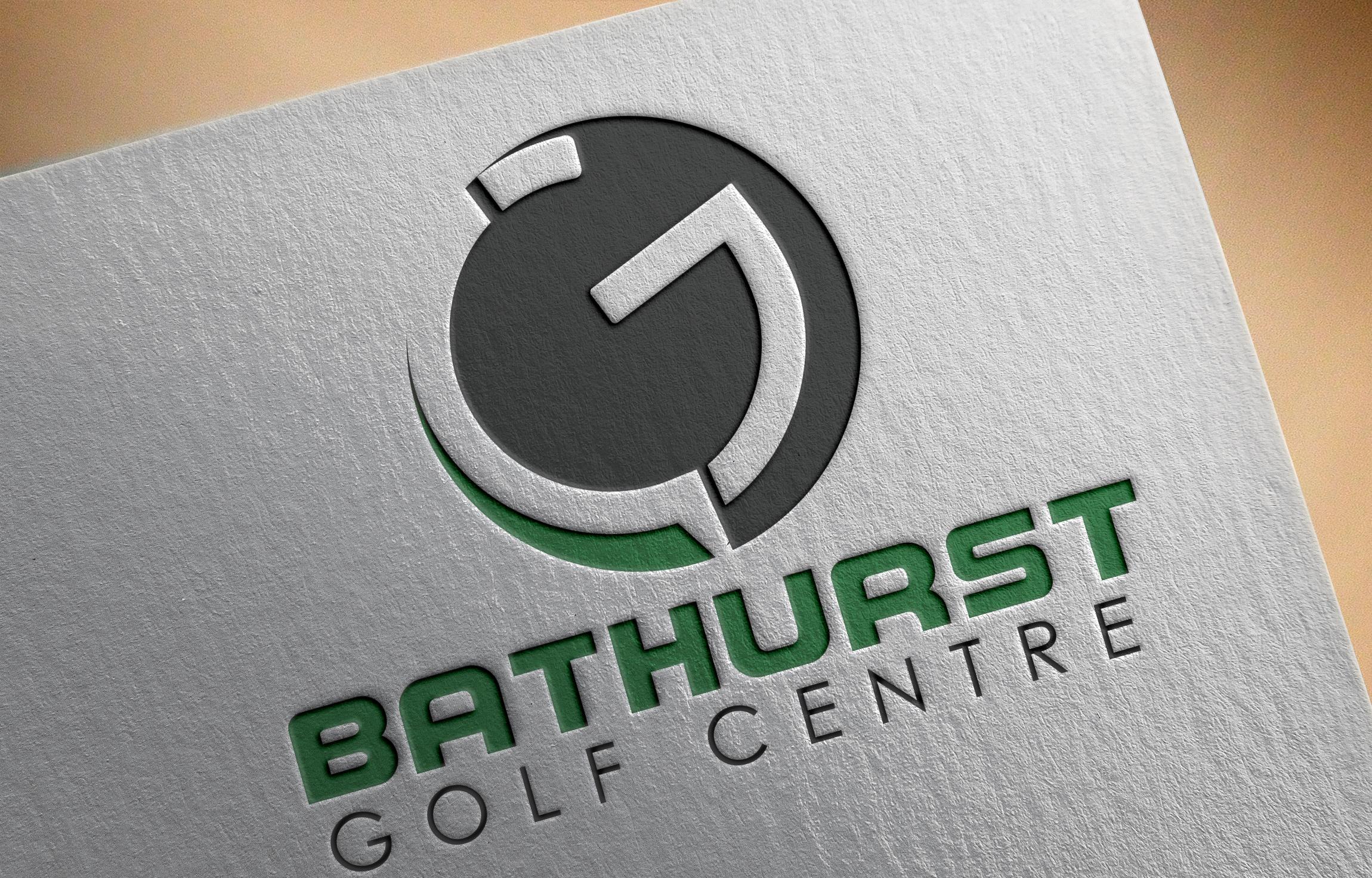Logo Design by Moeed Khan - Entry No. 65 in the Logo Design Contest Inspiring Logo Design for Bathurst Golf Centre.