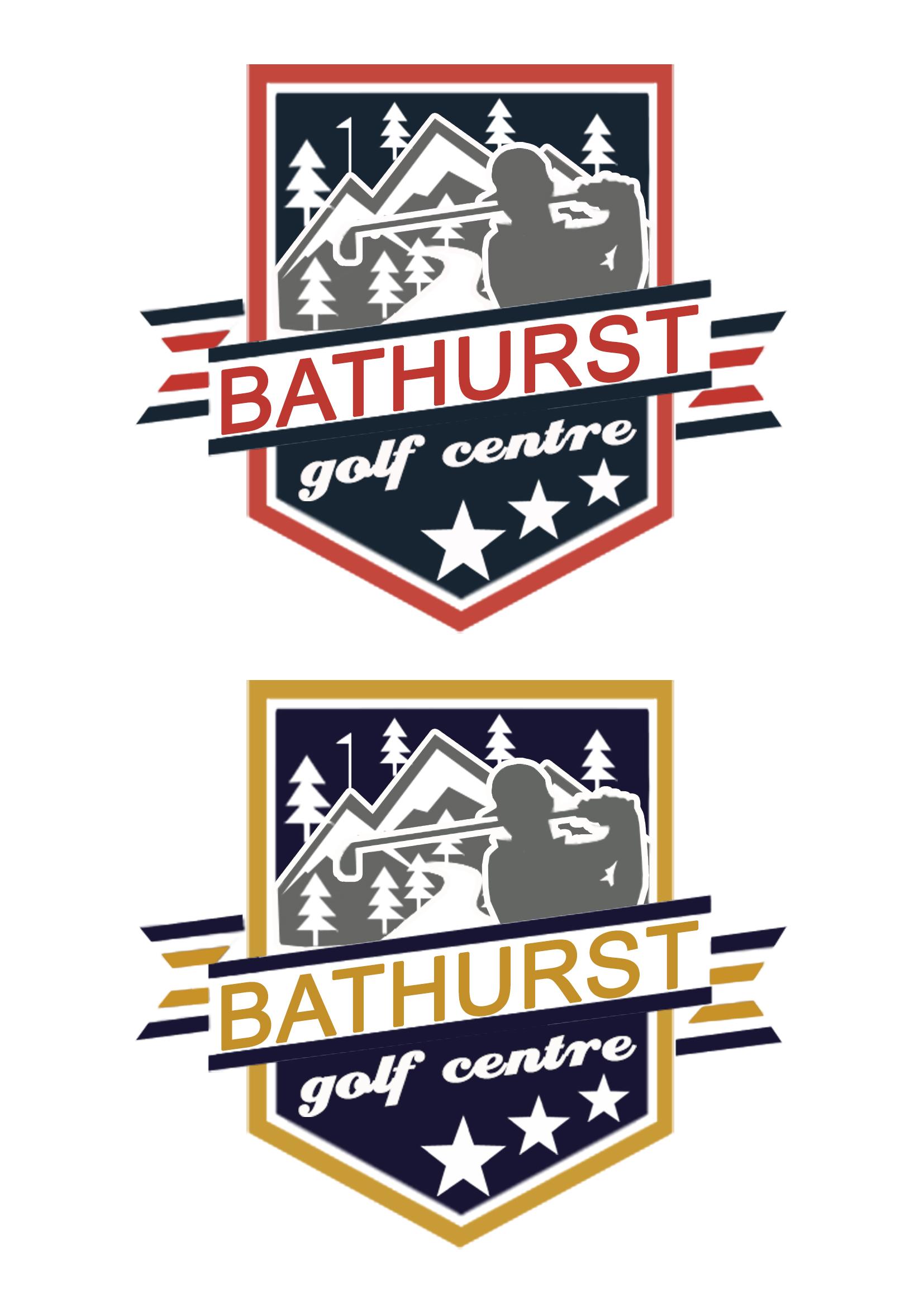 Logo Design by JSDESIGNGROUP - Entry No. 69 in the Logo Design Contest Inspiring Logo Design for Bathurst Golf Centre.